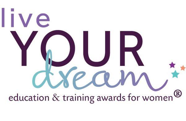 Soroptimist Live Your Dream Award logo